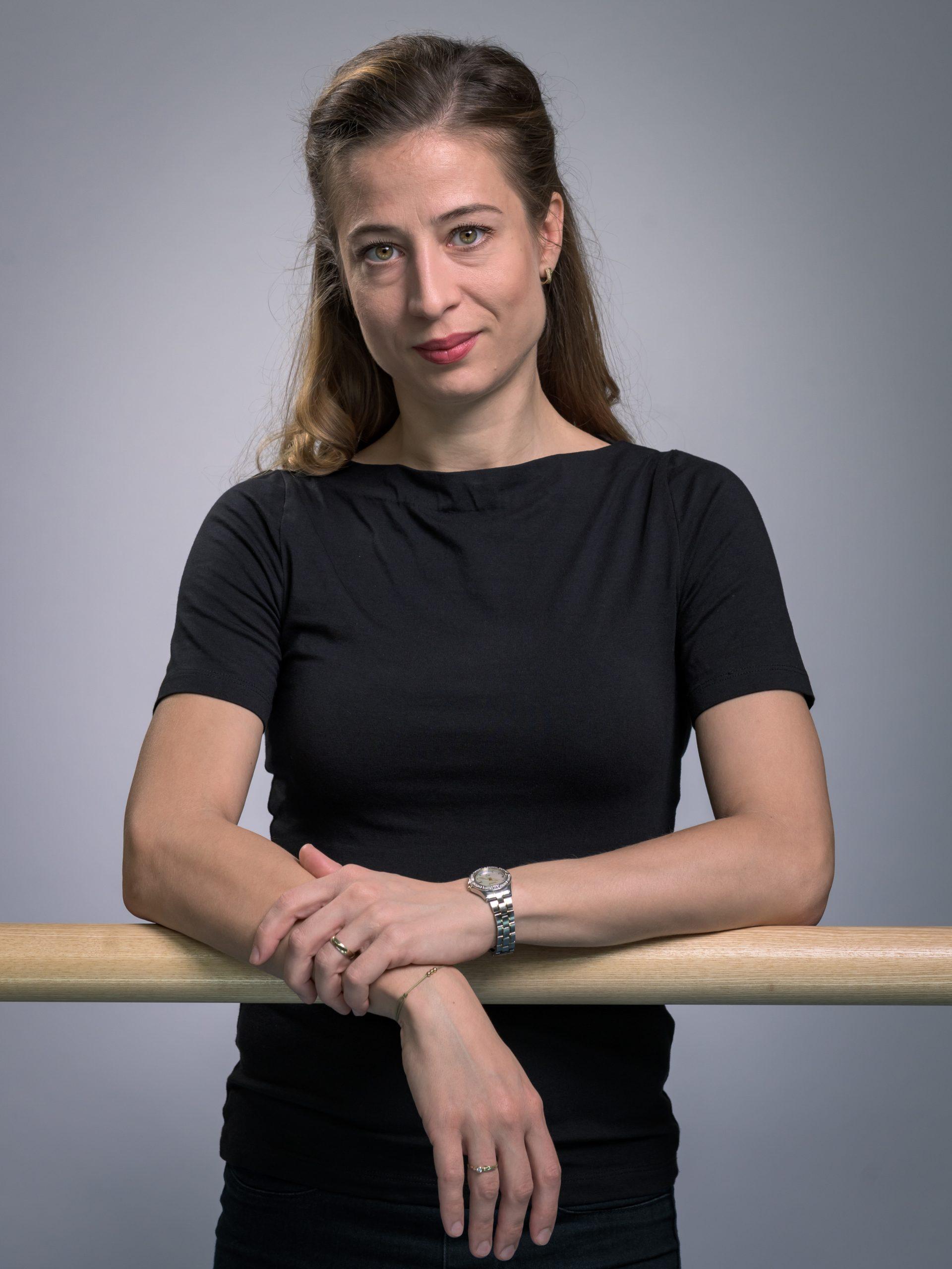Andrea Popov Smejkalová (Balet)