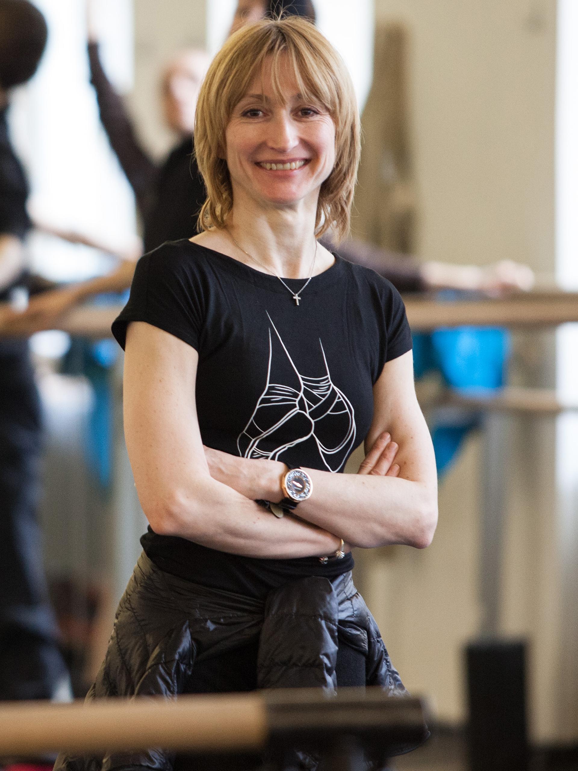 Daria Klimentová (Balet)