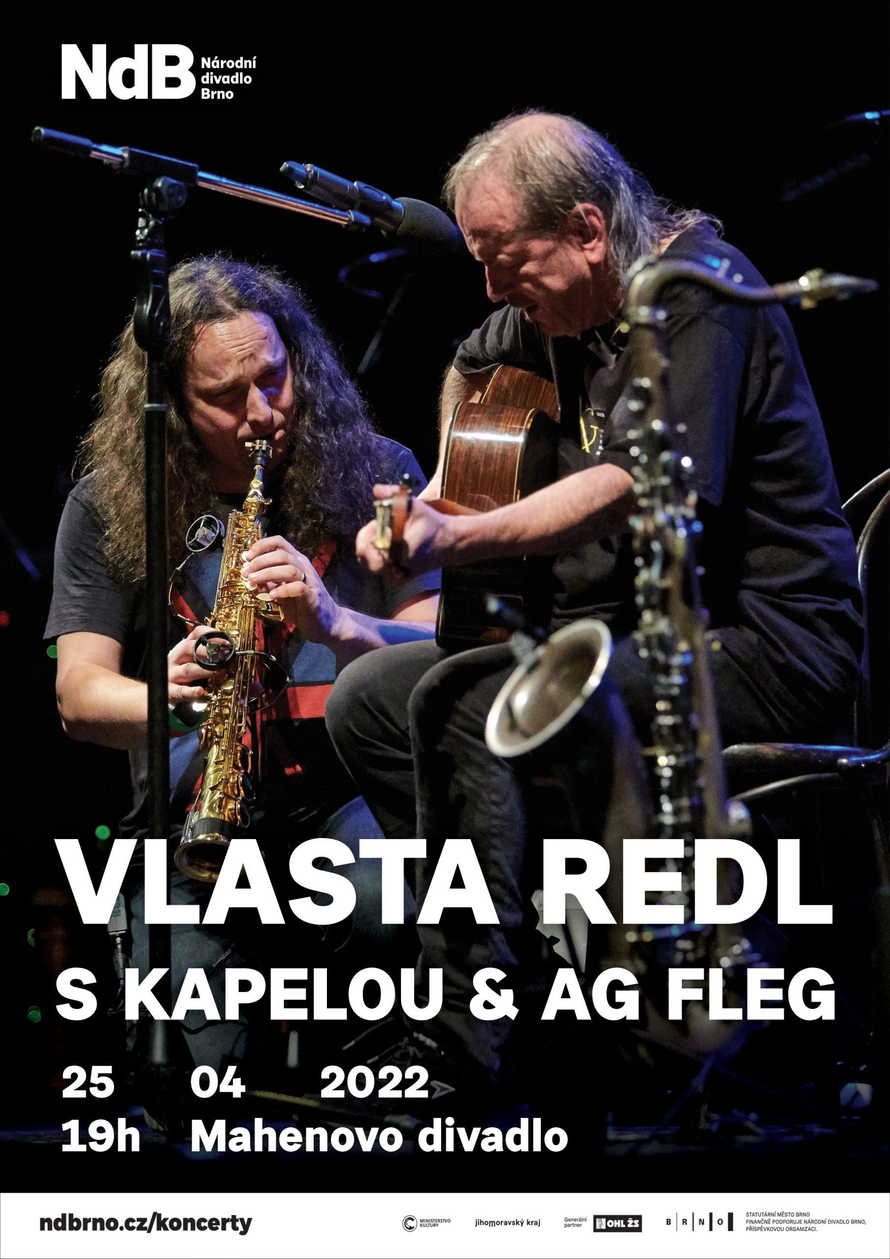 Vlasta Redl s kapelou & AG Fleg