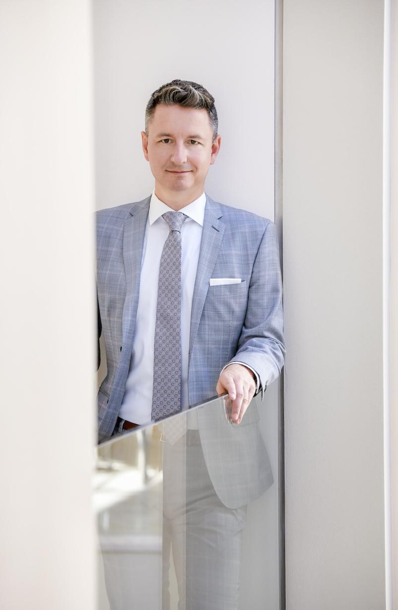 Martin Glaser (Ředitel)