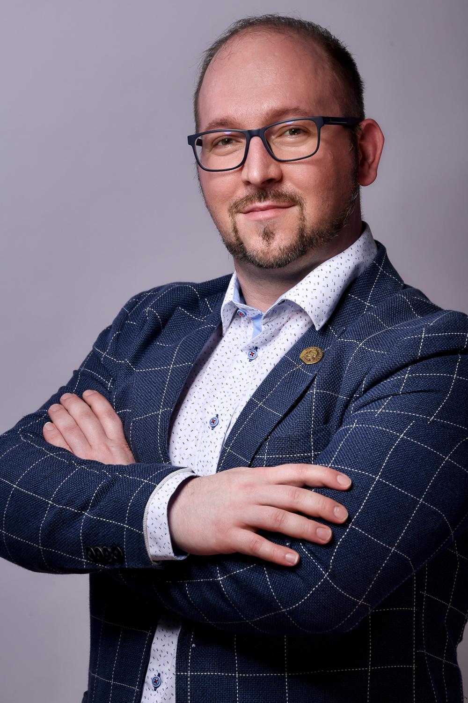 David Velčovský (Provozní ředitelka)