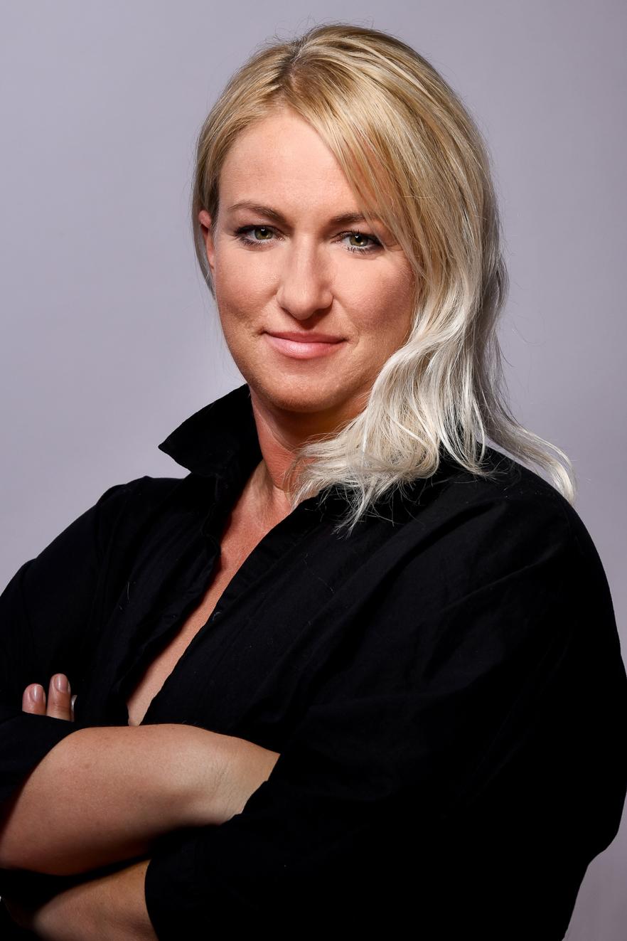 Lenka Tesáčková (Provozní ředitelka)