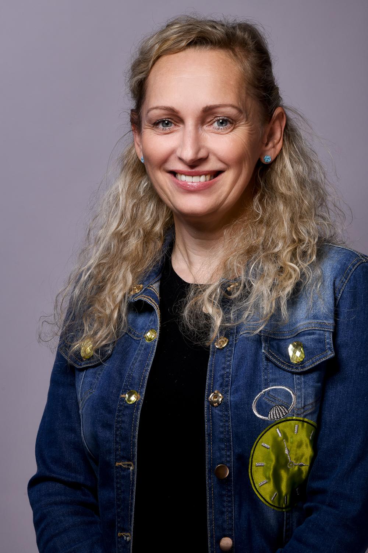 Lenka Valušková (Personální oddělení)