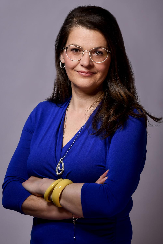 Lucie Tousecká (Obchodní ředitelka)