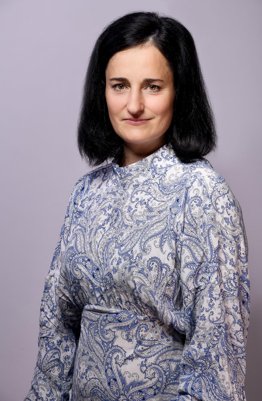 Michaela Savovová (Provozní ředitelka)