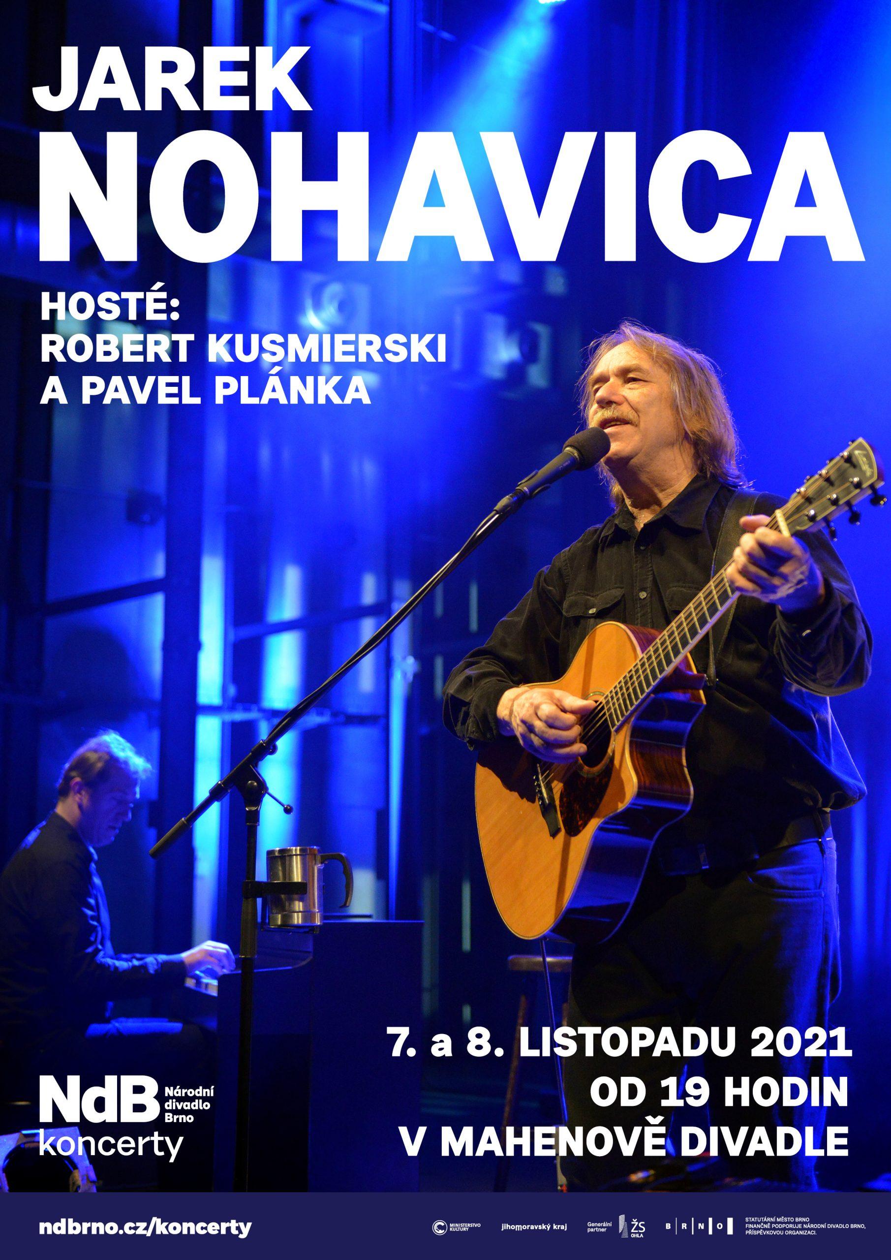 Jarek Nohavica – koncert